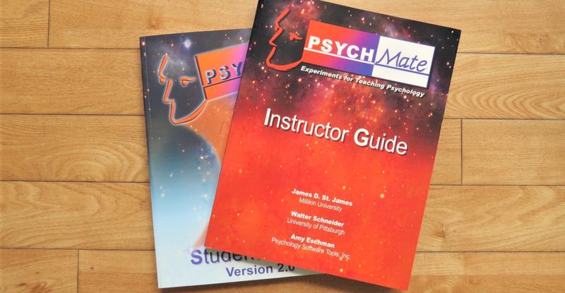 Psychology Software Tools