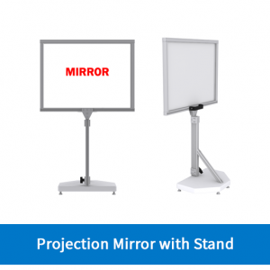 Projection Mirror with Stand